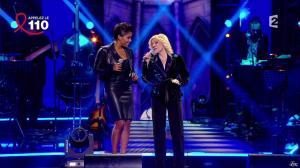 Audrey Chauveau dans Toute la Télé Chante Pour le Sidaction - 06/04/13 - 11