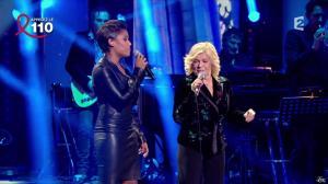 Audrey Chauveau dans Toute la Télé Chante Pour le Sidaction - 06/04/13 - 15