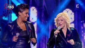 Audrey Chauveau dans Toute la télé Chante Pour le Sidaction - 06/04/13 - 16