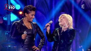 Audrey Chauveau dans Toute la télé Chante Pour le Sidaction - 06/04/13 - 18