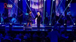 Audrey Chauveau dans Toute la Télé Chante Pour le Sidaction - 06/04/13 - 19