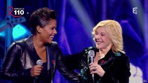 Audrey Chauveau dans Toute la télé Chante Pour le Sidaction - 06/04/13 - 20