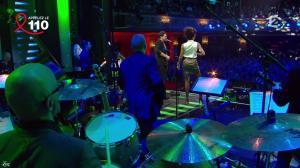 Audrey Pulvar dans Toute la Télé Chante Pour le Sidaction - 06/04/13 - 08