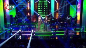 Audrey Pulvar dans Toute la télé Chante Pour le Sidaction - 06/04/13 - 11