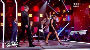 Jenifer Bartoli dans The Voice - 20/04/13 - 08