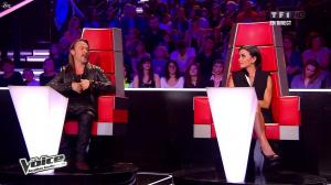 Jenifer Bartoli dans The Voice - 20/04/13 - 14