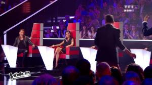 Jenifer Bartoli dans The Voice - 20/04/13 - 17