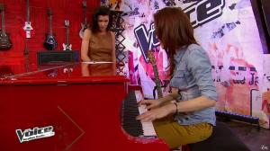 Jenifer Bartoli dans The Voice - 20/04/13 - 22