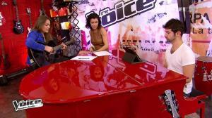 Jenifer Bartoli dans The Voice - 20/04/13 - 34