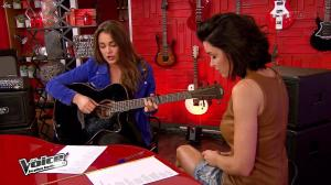 Jenifer Bartoli dans The Voice - 20/04/13 - 35
