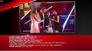 Jenifer Bartoli dans The Voice - 20/04/13 - 45