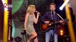 Laurence Ferrari dans Toute la télé Chante Pour le Sidaction - 06/04/13 - 02
