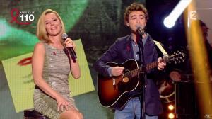 Laurence Ferrari dans Toute la Télé Chante Pour le Sidaction - 06/04/13 - 06