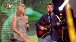 Laurence Ferrari dans Toute la télé Chante Pour le Sidaction - 06/04/13 - 13