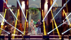 Laurence Ferrari dans Toute la télé Chante Pour le Sidaction - 06/04/13 - 14