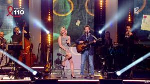Laurence Ferrari dans Toute la Télé Chante Pour le Sidaction - 06/04/13 - 18