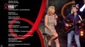 Laurence Ferrari dans Toute la télé Chante Pour le Sidaction - 06/04/13 - 20