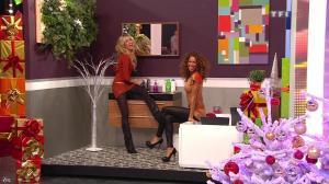 Les Gafettes, Doris Rouesne et Nadia Aydanne dans le Juste Prix - 02/01/13 - 13