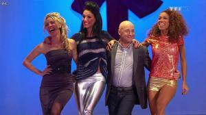 Les Gafettes, Fanny Veyrac, Doris Rouesne et Nadia Aydanne dans le Juste Prix - 01/01/13 - 02