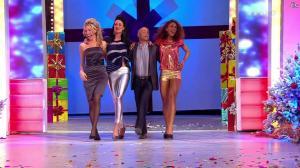 Les Gafettes, Fanny Veyrac, Doris Rouesne et Nadia Aydanne dans le Juste Prix - 01/01/13 - 04