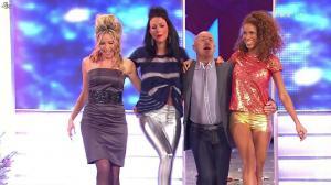 Les Gafettes, Fanny Veyrac, Doris Rouesne et Nadia Aydanne dans le Juste Prix - 01/01/13 - 06