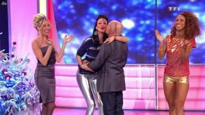 Les Gafettes, Fanny Veyrac, Doris Rouesne et Nadia Aydanne dans le Juste Prix - 01/01/13 - 08
