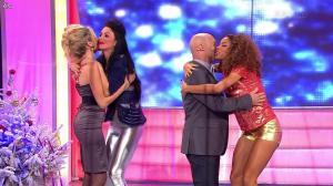 Les Gafettes, Fanny Veyrac, Doris Rouesne et Nadia Aydanne dans le Juste Prix - 01/01/13 - 10