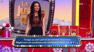 Fanny Veyrac dans le Juste Prix - 02/01/13 - 11