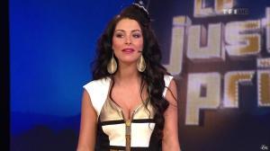 Fanny Veyrac dans le Juste Prix - 03/01/13 - 12