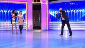 Fanny Veyrac dans le Juste Prix - 03/01/13 - 17