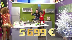 Les Gafettes, Inconnue, Fanny Veyrac et Doris Rouesne dans le Juste Prix - 01/01/13 - 66