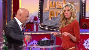 Nadia Aydanne dans le Juste Prix - 02/01/13 - 12