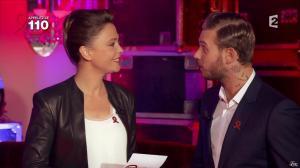 Sandrine Quétier dans Toute la télé Chante Pour le Sidaction - 06/04/13 - 03