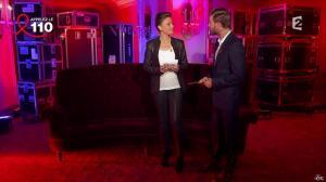 Sandrine Quétier dans Toute la télé Chante Pour le Sidaction - 06/04/13 - 04
