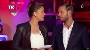 Sandrine Quétier dans Toute la Télé Chante Pour le Sidaction - 06/04/13 - 05