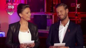 Sandrine Quétier dans Toute la Télé Chante Pour le Sidaction - 06/04/13 - 10