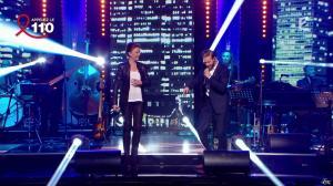 Sandrine Quétier dans Toute la télé Chante Pour le Sidaction - 06/04/13 - 12