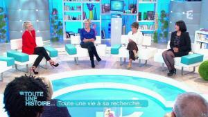 Sophie Davant dans Toute une Histoire - 01/04/13 - 04