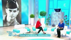 Sophie Davant dans Toute une Histoire - 01/04/13 - 05