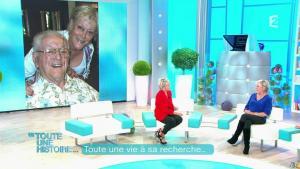 Sophie Davant dans Toute une Histoire - 01/04/13 - 08