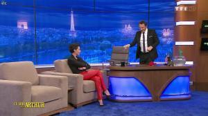 Alessandra Sublet dans Ce Soir avec Arthur - 18/10/13 - 09