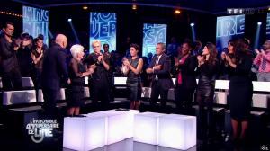 Alessandra Sublet et Joyce Jonathan dans l'Incroyable Anniversaire de Line - 28/12/13 - 12