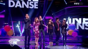 Alizée, Tal et Joyce Jonathan dans L Incroyable Anniversaire de Line - 28/12/13 - 10