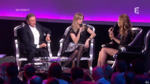 Céline Dion et Véronic Dicaire dans le Grand Show - 24/11/12 - 016