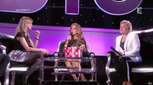 Céline Dion et Véronic Dicaire dans le Grand Show - 24/11/12 - 024