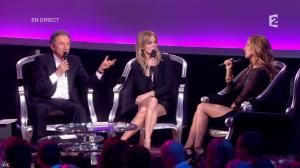 Céline Dion et Véronic Dicaire dans le Grand Show - 24/11/12 - 075