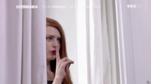 Elodie Frégé dans 50 Minutes Inside - 08/03/14 - 03