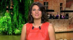Estelle Denis dans Euro Million - 21/03/14 - 03