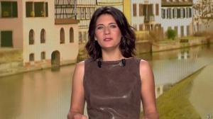 Estelle Denis dans Euro Millions - 01/04/14 - 03