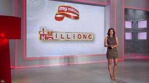Estelle Denis dans Euro Millions - 01/04/14 - 06